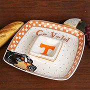 Tennessee Volunteers Gameday Chip & Dip Serving Tray#fanatics #ultimatetailgate
