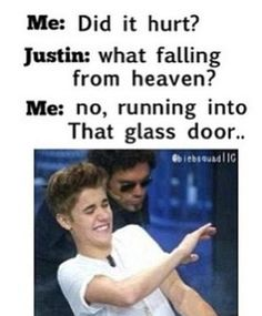 That's exactly how I would talk to justin ❤️ << haha yeah me too :)