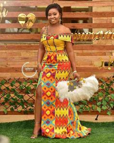 congratulations to Reynolds❤Thelma beautiful couple . Kente dress Second dress Photos Videography… African Fashion Ankara, Latest African Fashion Dresses, African Dresses For Women, African Print Dresses, African Print Fashion, African Women, Ghana Fashion, Africa Fashion, African Prints