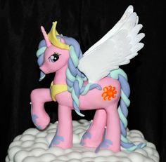 My Little Pony - by TheCornishCakery @ CakesDecor.com - cake decorating website
