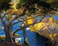 Franz Bischof - Cleft-Born Trees, Monterey (99 pieces)