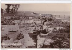 AN21 Rock Chine to Western Undercliff, St. Lawrence, Ramsgate - RPPC