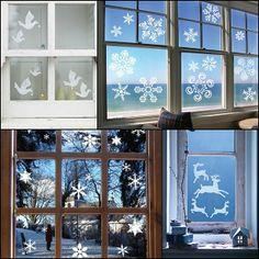 Window Decoration   christmas home window decoration #windowdecoration #windowdecorationideas