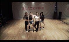 Blackpink  - '휘파람 (Whistle) Dance Practice Video