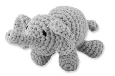 How to Crochet a Boodles Elephant #Boodles #Crochet