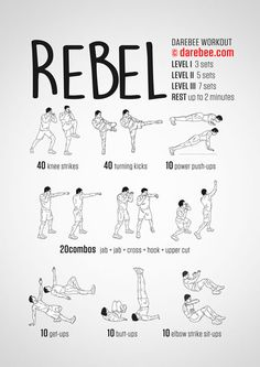 Winter Soldier Workout - The Hive