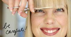 ¿Cortarte el cabello tú misma? ¡Aquí te explicamos cómo lograrlo fácilmente!