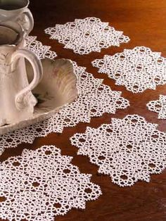 craft lessons: lace fan! tatting tutorial - crafts ideas - crafts for kids