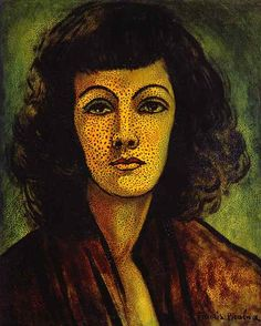 Francis Picabia | Portrait of a Woman, ca 1935