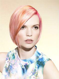 #hairstyle #hairtrend #haircolor #haircolour
