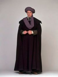 Image result for professor quirrell robe