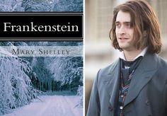 Dan Radcliffe in a Frankenstein movie.