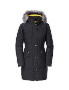 The North Face Women's Jackets & Vests WOMEN'S INSULATED KIARA PARKA