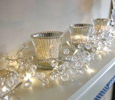 Crystal Light Garland