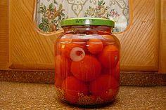 Tomaten, eingelegt