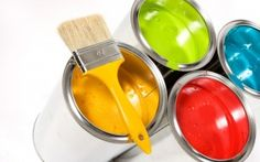 """This pin links to the post: """"Is It Hazardous Waste."""" QUESTION: Why would anyone want to paint their home with hazardous waste? Look for less-toxic paints! Web Responsive, Grey Front Doors, Best Interior Paint, Interior Painting, Interior Design, Hazardous Waste, Asian Paints, Painting Services, Painting Wallpaper"""