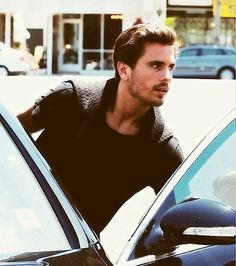 Scott Disick,,, gotta say, Scott's starting to rub off on me, he is looking…