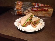 What to do with leftovers? Well Tina says just Sandwich It! Check out her Turkey Meatball Marinara Sandwich!