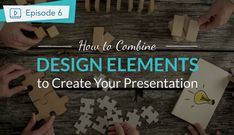 How To Make A Presentation – Align Design Elements Make A Presentation, Beautiful Series, Digital Literacy, Aesthetic Value, Antiques Online, Elements Of Design, Amazing Gardens, Need To Know, Create Yourself