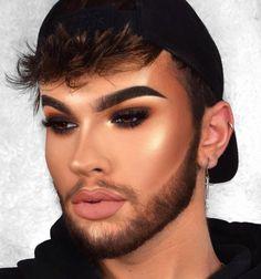 Gorgeous Makeup: Tips and Tricks With Eye Makeup and Eyeshadow – Makeup Design Ideas Makeup Goals, Makeup Tips, Beauty Makeup, Makeup Ideas, Makeup Inspo, Men Wearing Makeup, Male Makeup, Makeup For Black Skin, Makeup For Brown Eyes