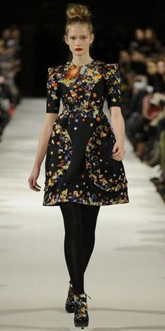 Russian style by Erdem (Great Britain).