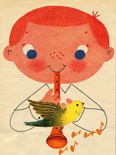Family Circle 1959    French's birdseed ad