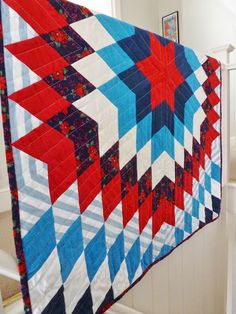 firecracker quilt reveal