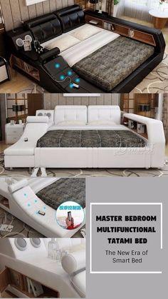 Schlafzimmer Multifunktions Tatami Bett Das New Age Of Smart Bed Hausdekor