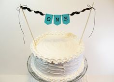 Hey, I found this really awesome Etsy listing at http://www.etsy.com/listing/178019560/birthday-cake-topper-banner-first