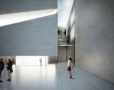Galeria - Aires Mateus vence concurso para projetar novo Pôle Muséal de Lausanne - 7