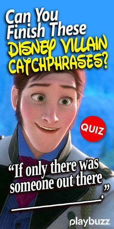 And don't underestimate the importance of ______________. Only true disney fanatics will be able to ace this villain quiz. See how many quotes you remember. *** #PlaybuzzQuiz #DisneyQuiz General Movie Trivia Disney Quiz Alice In Wonderland Frozen Moana Tangled Disney Princess Disney+ Disneyland Playbuzz Quiz Disney Tangled, Disney Pixar, Princess Disney, Disney Quiz, Disney Facts, Movie Facts, Movie Trivia, Disney Fanatic, Avengers Memes