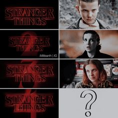 Things fanart (notitle) - New Ideas Stranger Things Videos, Bobby Brown Stranger Things, Watch Stranger Things, Stranger Things Aesthetic, Stranger Things Netflix, Stranger Things Season, Stranger Danger, Fan Art, Pretty Little Liars