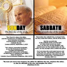 Basically there are two Sabbath observances.the biblical Sabbath, or the Catholic Sabbath. It's interesting that when God wrote the 10 Commandments, he began the commandment with the word REMEMBER! Happy Sabbath, Sabbath Day, Saturday Sabbath, Bible Scriptures, Bible Quotes, 7 Day Adventist, Cain Y Abel, Sabbath Quotes, Bible Knowledge