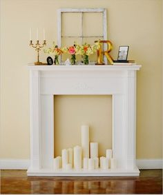 The fireplace design ideas with stone above is used allow the ...
