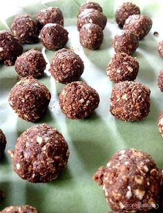Chalene Johnson's Shakeology Balls Recipe - LifeAficionada.com