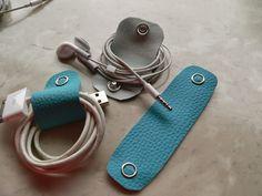 Couture à la maison - Sewing at home: Range-câble: hyper pratique pour tous les cordons et autres longueurs qui s'emmêlent!