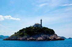 Croatia has several lighthouses spread around the country. Many of them can be found situated upon deserted coastlines or on small islands in the open sea. Visiting the lighthouses is a great way to experience this part of the country's history.