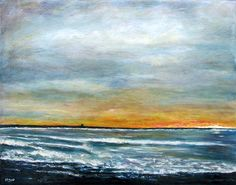 Stephen Shaw is an Irish artist, painter & graphic designer. Originally from Derry but now living and painting in Dublin. Dublin, Irish, Waves, Graphic Design, Painting, Art, Art Background, Irish Language, Painting Art