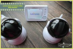 """Levana Astra 2 Camera Video Baby Monitor is the must have product for today's parents, """"Do More Knowing Your Child Is Safe"""" I have mentioned many times in previous posts how I hav…"""