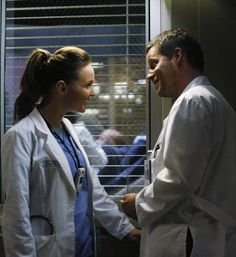 Scrub in on this week's dramatic episode of Grey's Anatomy (don't let the picture deceive you)!