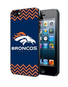 Football Club logo Denver Broncos iPhone 4 4S 5 5S 5C Case