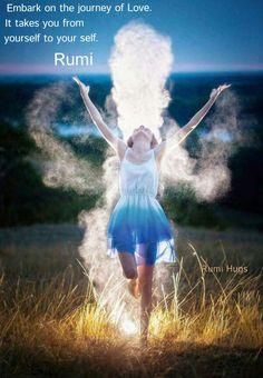 Beloved Rumi ♥ ♥ ♥ Rumi Hugs pages.m