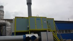 Have you installed an impregnation and coating line? we solve your emission problem with tailored solution!