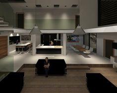 loft Loft, Bed, Furniture, Home Decor, Interiors, Blue Prints, Decoration Home, Stream Bed, Room Decor