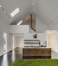 Like everything about it...well...the astroturf rug...maybe not so much.  Green House by Paragon Group