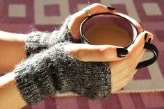 MITONES (tejidos en punto) www.fieltrum.blogspot.com