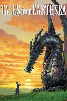 Watch Tales from Earthsea 2006 Full Movie Online Free