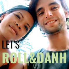 with ms Danh and mr Rolland Lets Roll, Ms, Let It Be