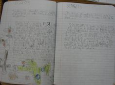 "7th grader--Brian--won a ""Mr. Stick of the Week"" award with this page about a historical daydream.  Learn more about Mr. Stick at this page at my website: http://corbettharrison.com/Mr_Stick.html"