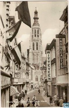 Breda - Karrestraat.